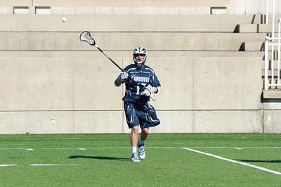 Boys Lacrosse vs. Belmont Hill 4/3/13