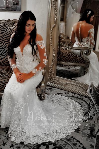 Bridal Portraits with Annabelles Bridal Boutique