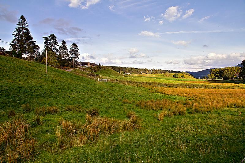Balgowan, Scotland