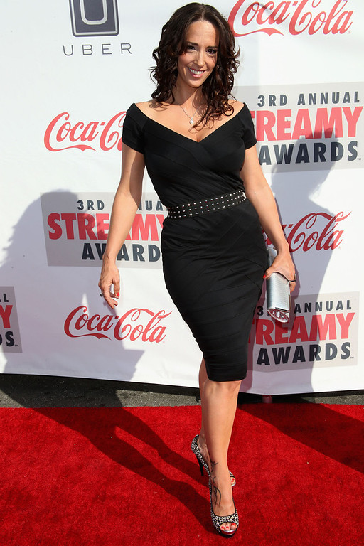 . Lauren Paul attends the 3rd Annual Streamy Awards at Hollywood Palladium on February 17, 2013 in Hollywood, California.  (Photo by Frederick M. Brown/Getty Images)