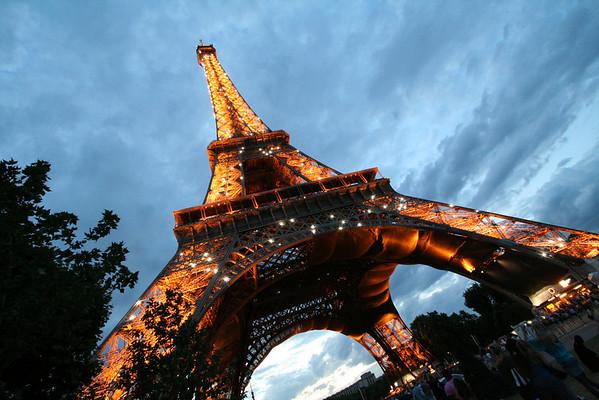 La Tour Eiffel 2010