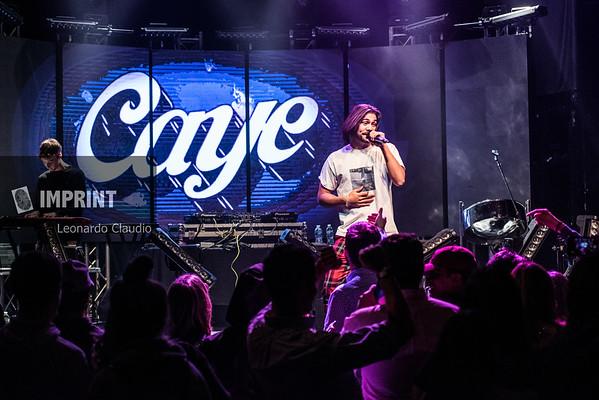 Caye at Gramercy Theatre - New York, NY | 11.23.2018