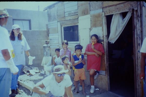 Tiajana Mexico - Newport Mission Trip 199x