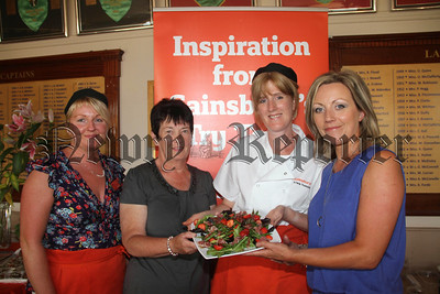 Newry and Mourne Diabetes Group hold Healthy Eating Cookery Demonstration