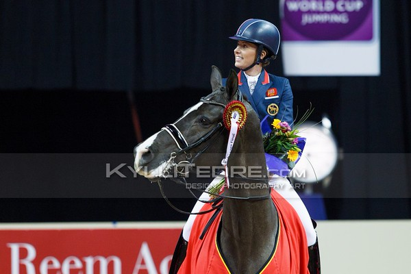Reem Acra FEI World Cup Dressage Final 2015 @ Las Vegas