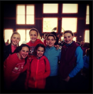 Middle School Ski Trip