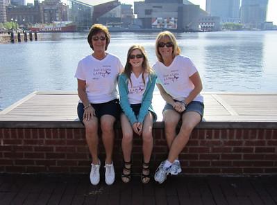 2012 Baltimore Walk Photos
