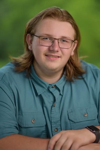Justin Cincinnati High School Senior Photos