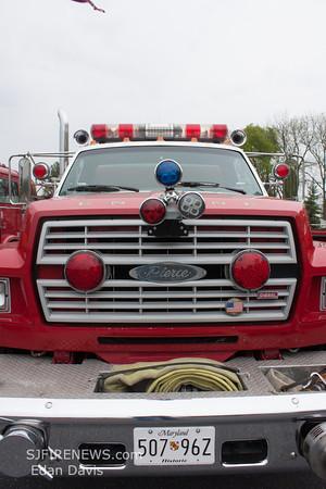 04-28-2013, Junior Fire Co. Frederick MD, 175th Anniversary Fire Muster