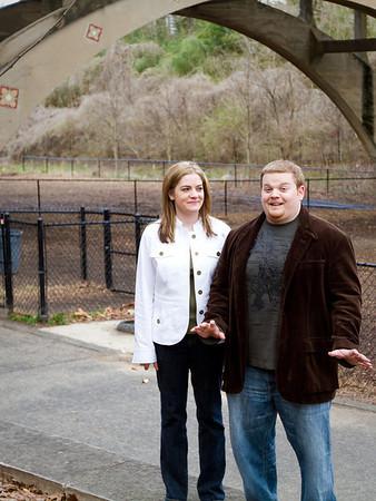 Sara & Pierce