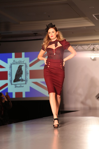 London Calling Fashion Show