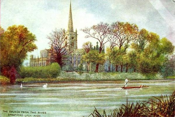 River Avon and the Church