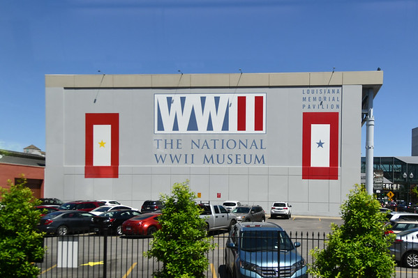 WWII Museum and Armstrong Park