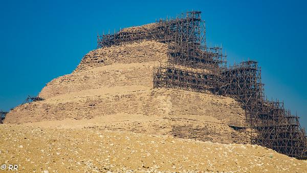 Pyramid Sakkara