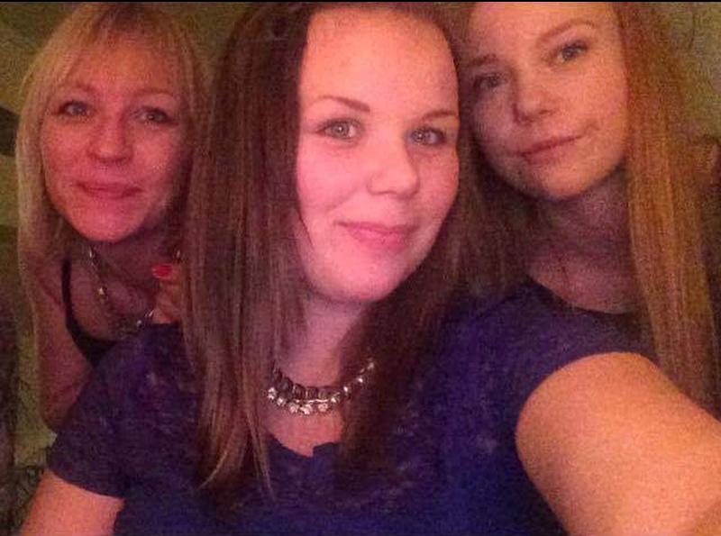 Stine, Anniken & Hanna
