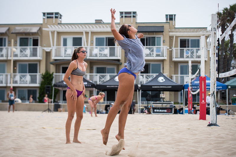 Queen of the Beach Invitational 2017 @ Hermosa Beach