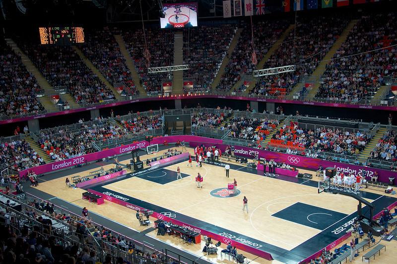 London 2012 | Basketbal