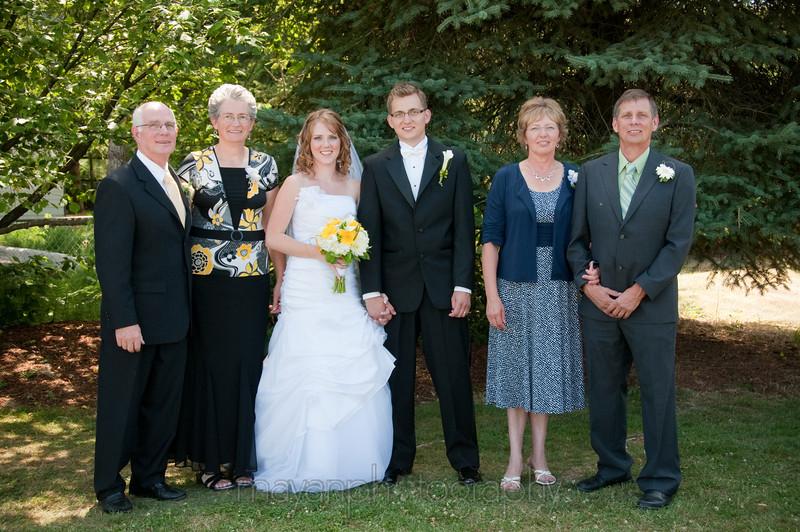 Family Photos - July 3 09