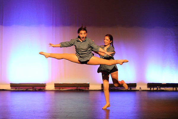All-School Dance Showcase: REflections