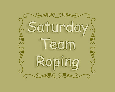 DEC LB 2018 Sat Team Roping