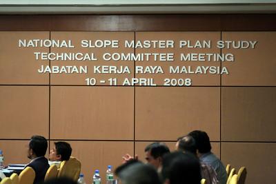 20080410 National Slope Master Plan Study