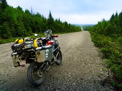 06-16 to 18 Gravel Ride to Northwestern NB