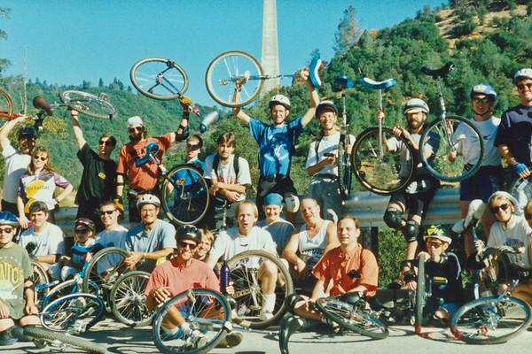 MUni Weekend I, Oct. 1996