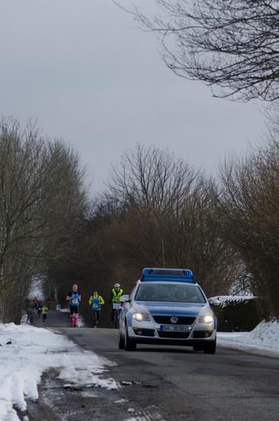 Winterlaufserie Dänischer Wohld 2013 - 3. Lauf