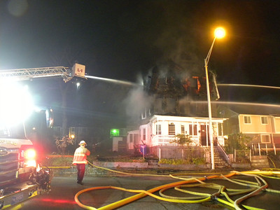 Springfield, MA W/F + Special Call 384-386 Franklin St. 11/11/12