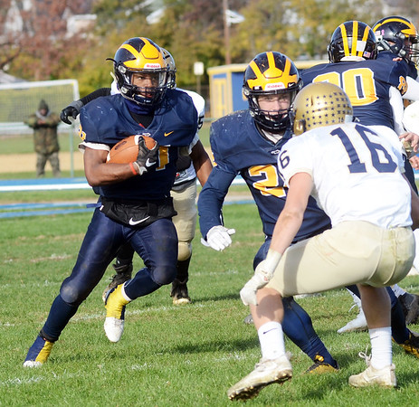 Nottingham-Freehold Boro Football