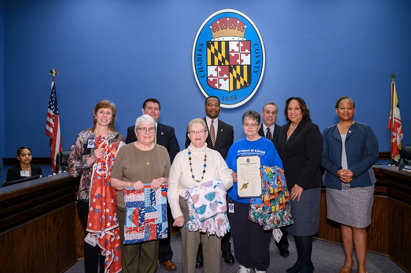 Proclamation 2020-05: Project Linus - Make a Blanket Day, February 21, 2020