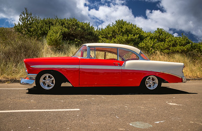 Custom Shoot 1956 Chevy