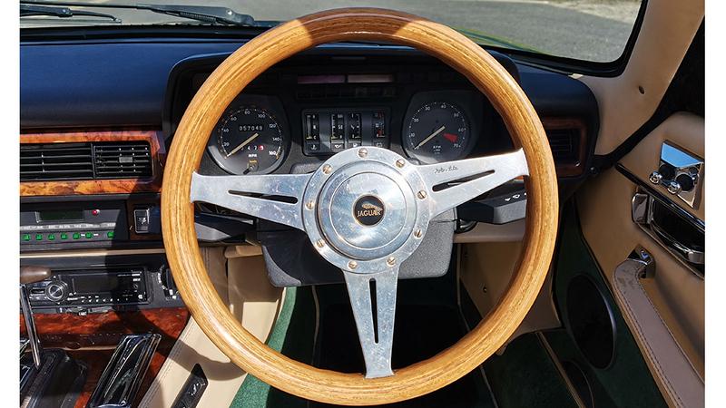 KWE XJS V12 Convertible BRG For Sale 29.jpg