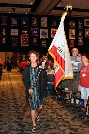 13-B Flag Ceremony