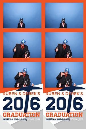 Ruben and Derek's Graduation