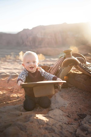 Baby Wes Turns One