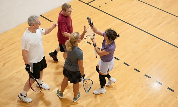 SAC Turkey Shoot Racquetball Nov. 2015