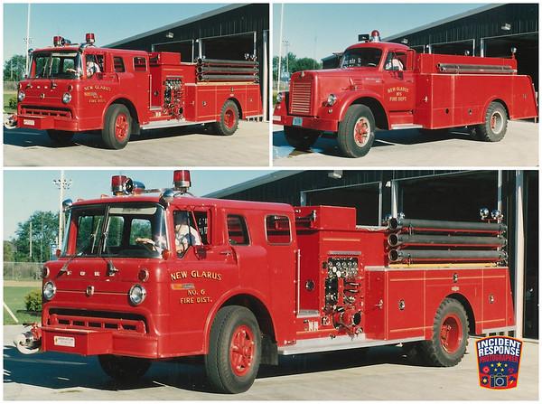 New Glarius Fire Department
