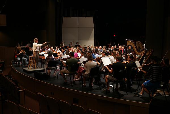 NMF June 4th Brahms Rehearsal