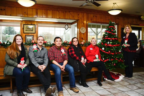 Renton Chamber Christmas Photo