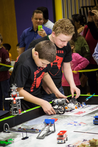First Lego League Tournament 1/4/2014