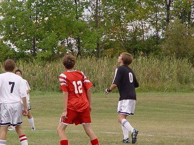 2005-2006 - 9/15/05 vs. Big Rapids