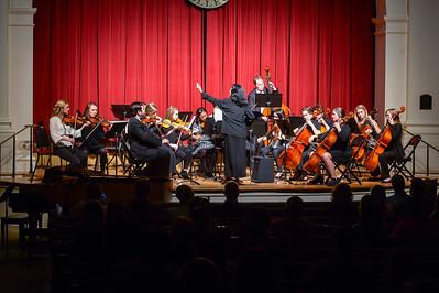 Music Strings & Band Christmas Concert