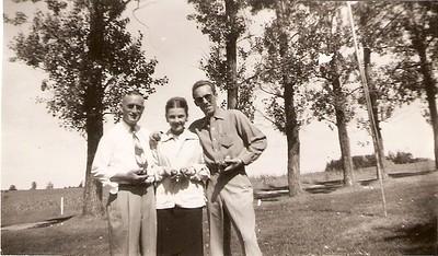 Ole Aspenson Family