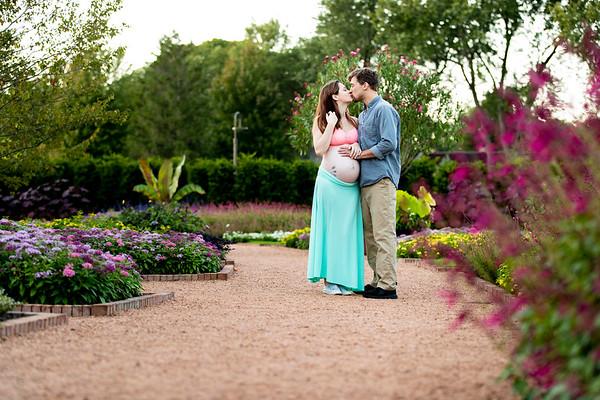 Winfield IL // Cantigny Park // Suzie&Matt
