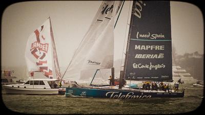 Volvo Ocean Race 2012 (Auckland)