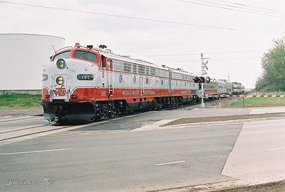 Wis & Southern Railroad - Superintendent Trip 2005