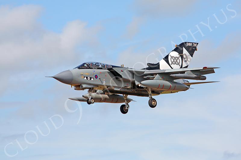Panavia Tornado 00138 Panavia Tornado GR1 British RAF Shiny Two by Peter J Mancus.JPG