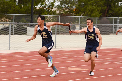 Track vs. Chaparral