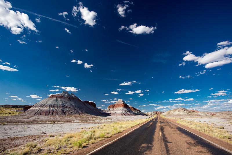 Painted Desert Arizona Route 66